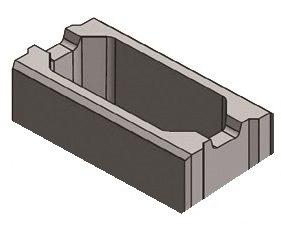 Ganzer Stein (Mini) 40x20x10 cm