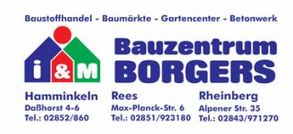 Borgers Baustoffe GmbH & Co.KG Baustoffhandel●Baumarkt