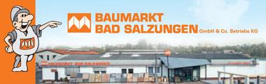 Baumarkt Bad Salzungen GmbH & Co. Betriebs KG
