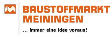Baustoffmarkt Meiningen GmbH & Co. KG