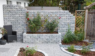 Obolith - Spezialist für Mauersysteme